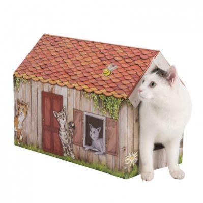 Mačja hiša