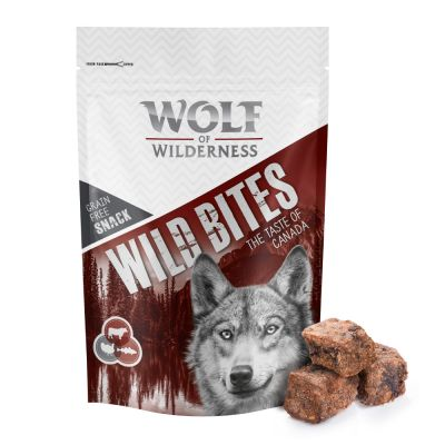 Wolf of Wilderness Snack